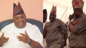 """Dancing Is Better Than Looting Osun Treasury"" - Senator Adeleke Replies Governor Oyetola 4"