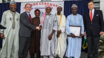 US Honours Nigerian Muslim Cleric Who Saved Lives Of 262 Christians During Attack In Jos 12