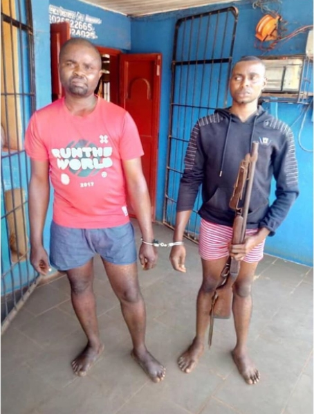 Love Rivals: 28-Year-Old Man Arrested For Killing Friend Who Snatched His Girlfriend In Anambra 1