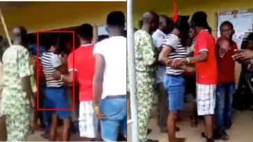 OAU Student Pours 'Sniper' Into Her Bunkmates Mouth Over Past Misunderstanding [Video] 5