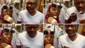 Billionaire Femi Otedola Flies His Whole Family To Italy For Only One Hour, Just To Buy Ice Cream [Video] 1