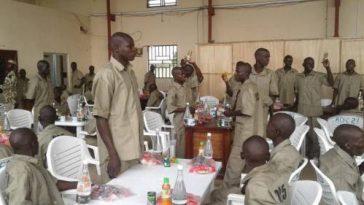 Nigerian Army Releases 151 'Repentant' Boko Haram Members, Including 19 Teenagers 6
