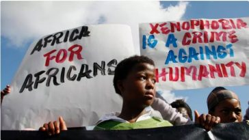 Xenophobia: 17-Year-Old Nigerian Boy, Chinonso Obiaju Shot Dead In South Africa 5