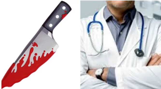 Medical Doctor Stabs Fellow Doctor From Another Company With Knife At Accident Scene [Video] 1