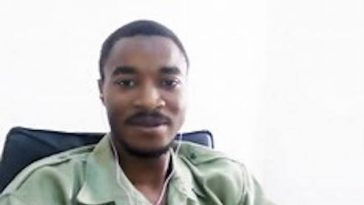 NYSC Member Serving With Leadership Newspaper Also Hit By Stray Bullet During Shiites Protest In Abuja 8