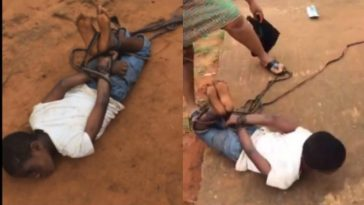 Young Girl Rescued From Maltreatment Of Her Own Mother In Anambra State [Photos] 2