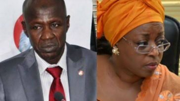 $2.4B FRAUD: Magu Urges UK To Quicken Diezani's Prosecution Or Hand Her Over To Nigeria 2