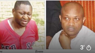 Man Who Supplies Arms To Kidnap Kingpin, Evans Finally Arrested Two Years After Manhunt 3