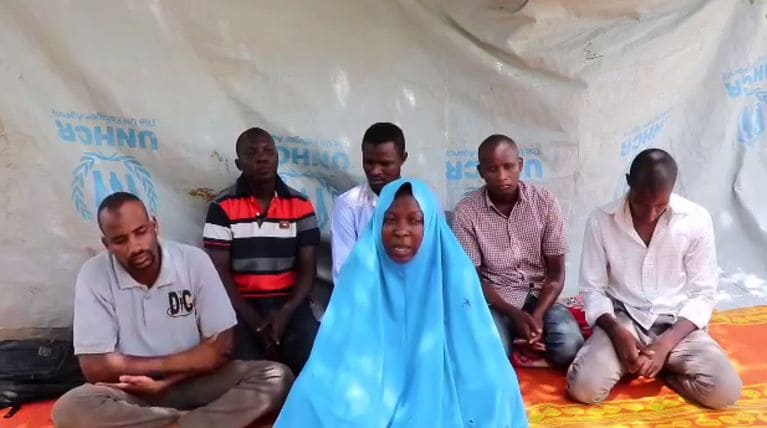 Leah Sharibu's Mother Hopeful Her Daughter Is Alive Despite 'Death' Claim By Abducted Aid Worker 2