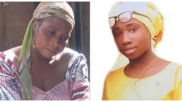 Leah Sharibu's Mother Hopeful Her Daughter Is Alive Despite 'Death' Claim By Abducted Aid Worker 3