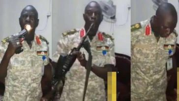 Soldier Fires Several Gunshots Into His Mouth To Test Bulletproof Charm [Video] 6