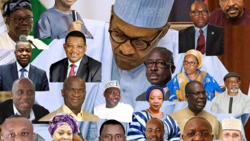 42 Out Of 43 Ministerial Nominees Risk Disqualification Over Assert Declaration Certificates 7