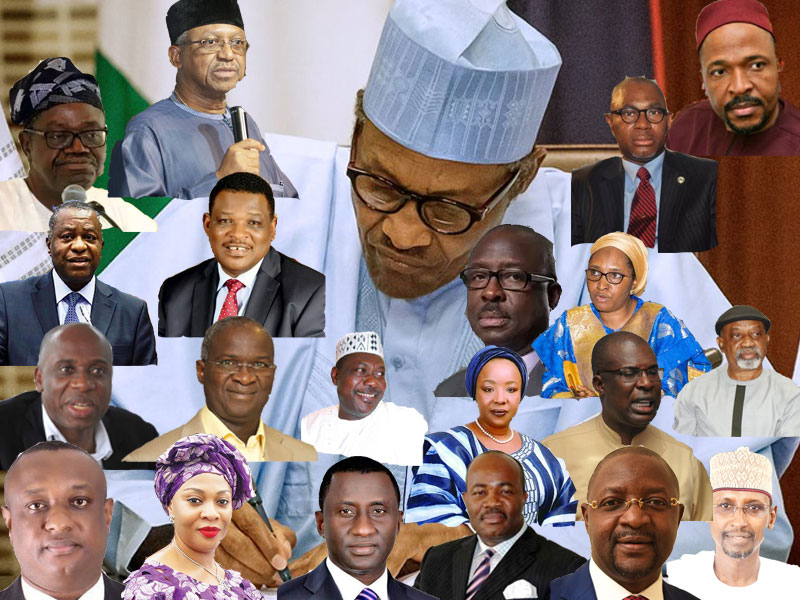 42 Out Of 43 Ministerial Nominees Risk Disqualification Over Assert Declaration Certificates 1