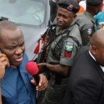 Drama As Governor Wike's Chief Of Staff Storms Radio Station, Disrupts Live Show In Rivers 28