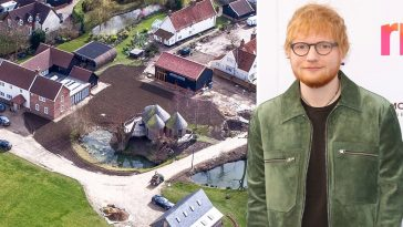 Ed Sheeran Buys All His Neighbours' Houses After They Complained About His Noise 8