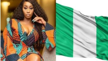 Kenyan Singer, Victoria Kimani Got More Than She Bargained For After Shading Nigerians Over Poor Electricity 1