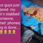 Four Gunmen Invades UNIUYO Female Hostel, Stabs A Student And Steals Valuables [Video] 11
