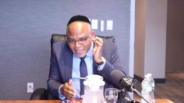 Nnamdi Kanu Establishes Biafra Aid Foundation In US To 'Fight Fulani Terror Invasion' 1