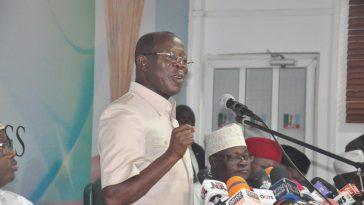 """""""Busola Saraki Was Smartest Politician Ever, But I Uprooted Him"""" – Oshiomhole Boasts 12"""