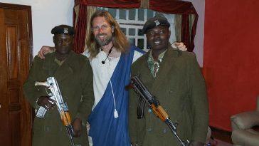 "Kenyan Government Deports ""Jesus"" For Deceiving People, Arrests Pastors Who Invited Him 3"