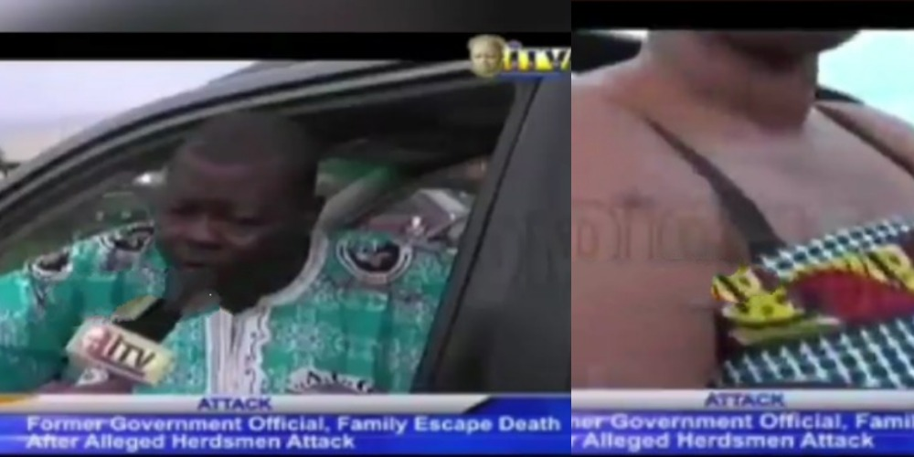 Nigerians Reacts As Policemen Run For Their Lives On Seeing Gunmen Along Benin-Ore Road [Video] 1