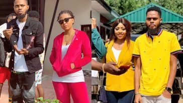 Regina Daniels Brother, Lawrence Arrested Again By Police In Lagos, Imprisoned 7