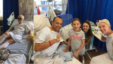 Woman Donates Her Kidney To Her Ex-husband, 5 Years After Their Divorce [Photos] 8