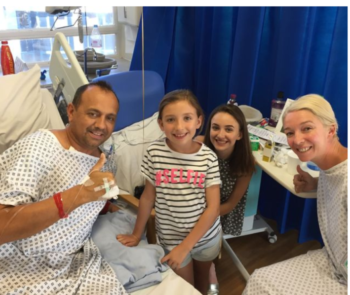 Woman Donates Her Kidney To Her Ex-husband, 5 Years After Their Divorce [Photos] 3