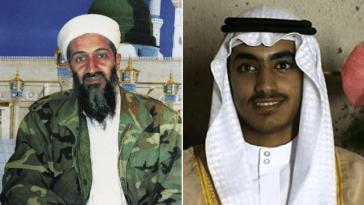 Osama Bin Laden's Son And Heir Apparent To Al- Qaeda Terrorist, Hamza Is Dead 5