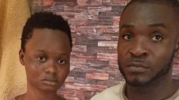 Young Girl Arrested For Conspiring With Boyfriend To Rape And Record Her Friend In Ogun 5