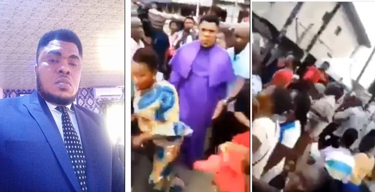 Pastor Who Arrested For Staging Fake Miracles, Gets Heroic Welcome By Church Members [Video] 1