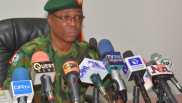 Nigerian Military Speaks On 'Secret Burial' Of 1000 Soldiers In Unmarked Graves, Farmlands 2