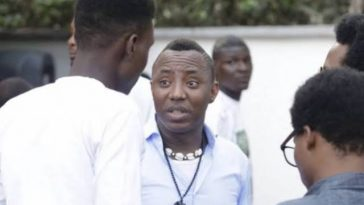 Sowore Speaks From DSS Detention, Assures Supporters Of Safety And Well-Being 5