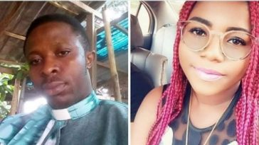 Nigerian Lady Calls Out Rev. Father Uchego For Allegedly Beating Up Her Mom At Imo Airport 2