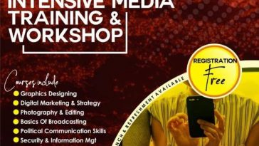 "Mandiba Media set to hold ""Rediscover Yourself Media Training"" Season 2! 98"