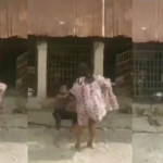 Nigerian Woman Beats Up Her Step-Son, Locks Him Up In Dog Cage For 3 Days [Video] 28