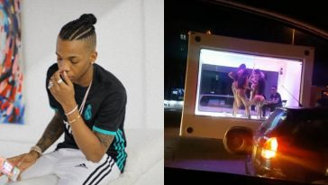 Tekno Risks 2 Years Imprisonment For Publicly Dancing With Strippers [Video] 1