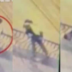 Couple From Night Club Falls To Their Death While Kissing Passionately On A Bridge [Video] 8