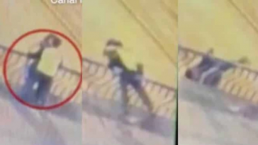 Couple From Night Club Falls To Their Death While Kissing Passionately On A Bridge [Video] 7