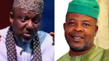 IMO: Okorocha Accuses Ihedioha Of Secretly Pulling Down His Projects At Night 2