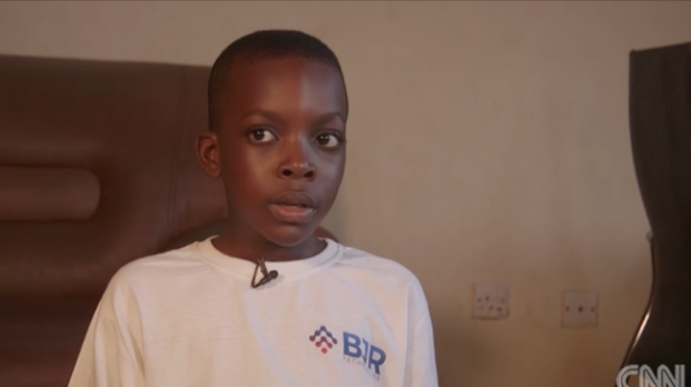 Basil Okpara: 9-Year-Old Nigerian Boy Who Has Built Over 30 Mobile Games [Video] 1