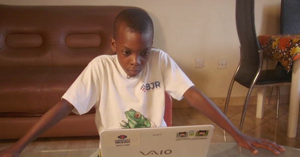 Basil Okpara: 9-Year-Old Nigerian Boy Who Has Built Over 30 Mobile Games [Video] 3