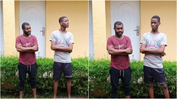 DSS Arrests 2 Yahoo Boys Who Impersonated Yemi Osinbajo, Aisha Buhari In Edo [Photos] 4
