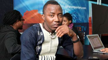 Court Grants DSS' Request Seeking To Detain Sowore For 45 Days Over 'Terrorism' 6