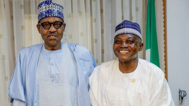 President Buhari Can't Be Intimidated Or Bullied By Calls For Seccession - Garba Shehu 1