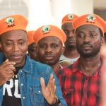 RevolutionNow: APC Says Those In Support Of Sowore Are 'Cowards And Enemies Of Nigeria' 7