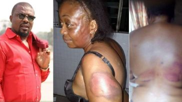 Nigerian Lawmaker Beats Up Married Woman, Forces Her To Walk & Dance Naked In Public 3