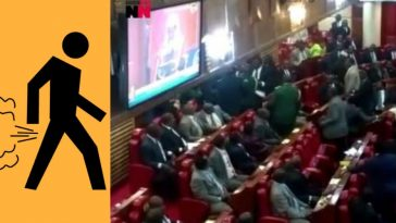 Drama As Lawmaker Forces Speaker To Suspend Proceedings With 'Smelly Fart' 4