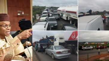 El-Rufai Orders Arrest Of Drivers Who Protested Against Killing Of Colleague By Police 4
