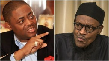 """Even If You Jail Every Nigerian, Stones Will Rise In Protest Against You"" - FFK Tells Buhari 2"